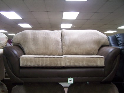 Wide selection of Fabric and Leather suites
